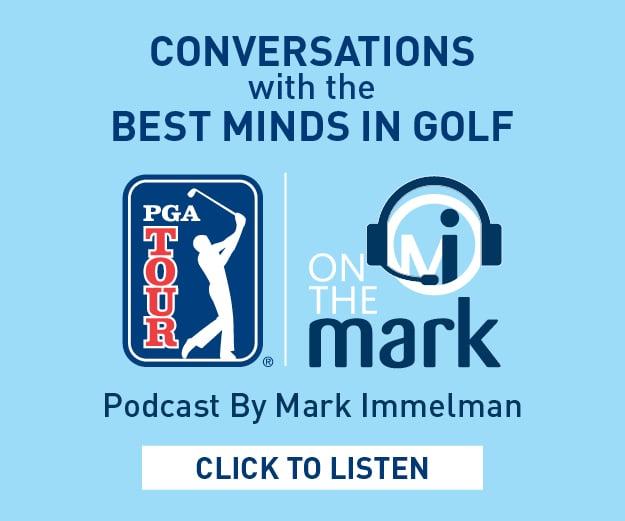 On the mark golf podcast by Mark Immelman